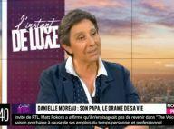 """Danielle Moreau (TPMP) longtemps déprimée : Cyril Hanouna lui a """"sauvé la vie"""""""