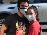 Demi Lovato : La rupture avec son fiancé, va-t-elle garder sa bague hors de prix ?