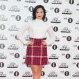 Demi Lovato - Tapis rouge des BBC Teen Awards à Londres, le 8 novembre 2015.