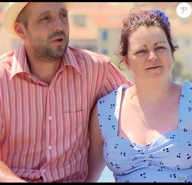 """Laurent et Maud - """"L'amour est dans le pré"""" sur M6"""