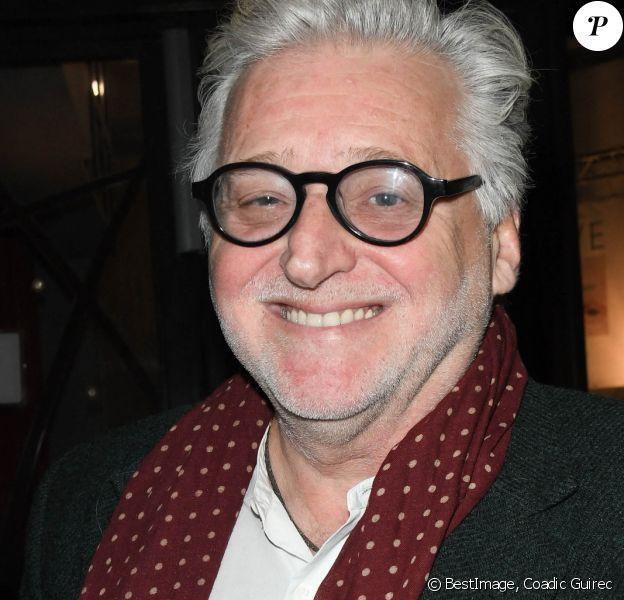 Exclusif - Gilbert Rozon - People au concert de Dave à Bobino à Paris. © Coadic Guirec/Bestimage