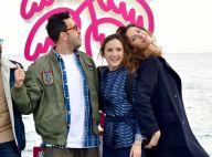 Doria Tillier et Jonathan Cohen brûlent pour La Flamme à Cannes