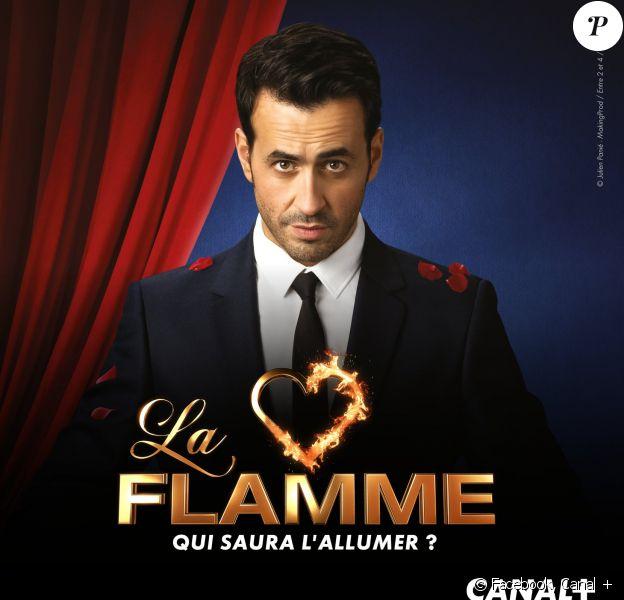 Jonathan Cohen dans La Flamme, diffusée sur Canal +.