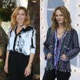 """Julie Gayet - Son clin d'oeil à Vanessa Paradis dans la saison 4 de """"Dix pour cent"""", octobre 2020 sur France 2."""
