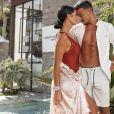 Jazz Correia amoureuse de son mari Laurent, le 2 septembre 2020