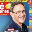 Nouvelle couverture du magazine Télé 2 semaines paru le 19 octobre 2020