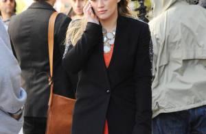 Gossip Girl : Hilary Duff, Taylor Momsen et Jessica Szohr... les beautés sont de sortie !