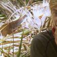 "Brice dans ""Koh-Lanta, Les 4 Terres"" sur TF1."
