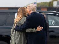 Melania et Donald Trump tactiles : gestes tendres et baiser, à l'approche de l'élection