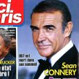 """Une du magazine """"Ici Paris"""" datée du mercredi 4 novembre 2020."""