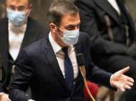 """Olivier Véran : Sa compagne Coralie Dubost le défend après un """"coup de sang"""""""