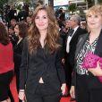 """Marie Portolano - Montée des marches du film """"Money Monster"""" lors du 69ème Festival International du Film de Cannes. Le 12 mai 2016. © Borde-Jacovides-Moreau/Bestimage"""