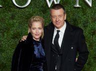 """Gillian Anderson dans """"The Crown"""" : ce pacte passé avec son compagnon, créateur de la série"""