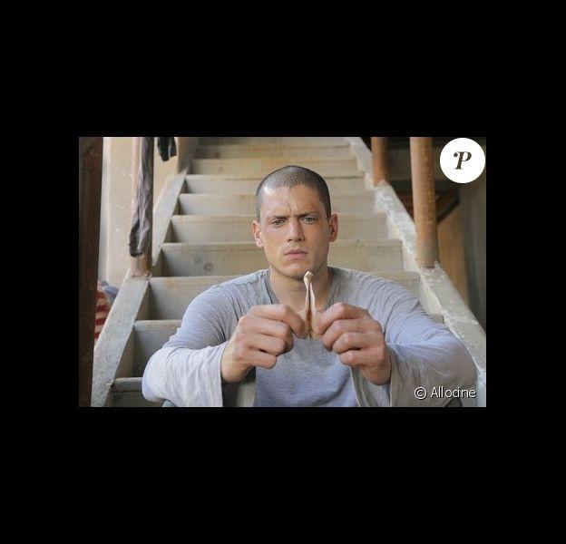 """Wentworth Miller dans la série """"Prison Break""""."""