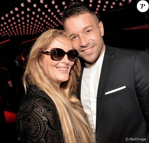 Exclusif - Loana Petrucciani et son compagnon Phil Storm - Personnalités à la Villa Schweppes lors du 70ème Festival International du Film de Cannes