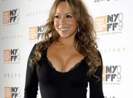 Mariah Carey encore court vêtue et decolletée... à la première de son film à New-York ! Hot... comme d'habitude !