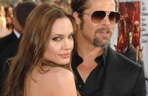 Angelina Jolie et Brad Pitt : les jumeaux ont bien grandi... Vivienne Marcheline a déjà un piercing !