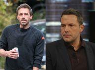 Ben Affleck transformé : l'acteur a bien maigri et dévoile son nouveau visage