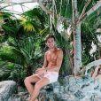 Brice (Koh-Lanta) révèle avoir repris 25 kilos à son retour du tournage de Koh-Lanta - Instagram
