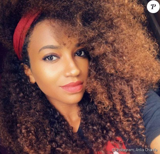 Anlia Charifa est élue Miss Mayotte 2020 - Instagram