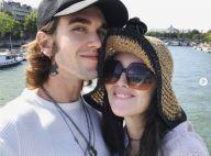 Isabelle Adjani : Son fils Gabriel Kane est un beau gosse très tatoué !