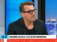 """Benjamin Castaldi mauvais en affaires : le chroniqueur """"dans la merde"""" financièrement"""