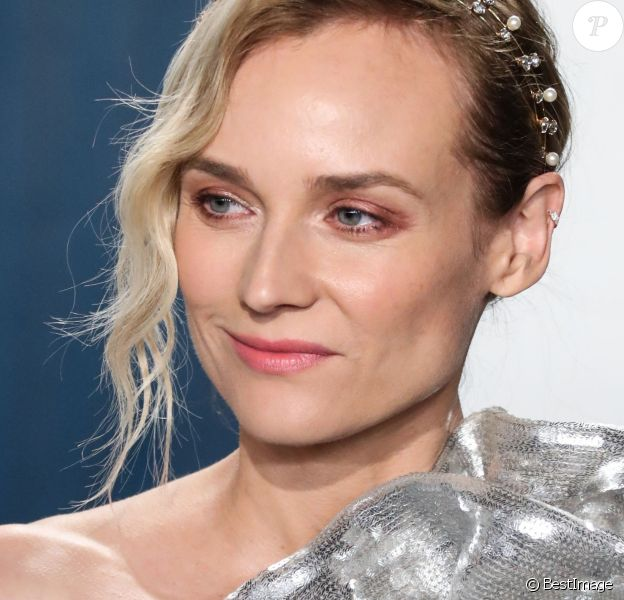 "Diane Kruger - People à la soirée ""Vanity Fair Oscar Party"" après la 92e cérémonie des Oscars 2020 au Wallis Annenberg Center for the Performing Arts à Los Angeles."