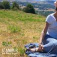 """Eric l'Auvergnat et Nathalie dans """"L'amour est dans le pré 2020"""" du 30 novembre, sur M6"""