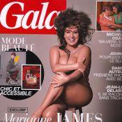Marianne James : toute nue et furieusement sexy... Elle délivre un message choc !