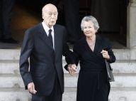 Valéry Giscard d'Estaing : Anne-Aymone son épouse... choisie par sa mère !