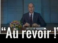"""Mort de Valéry Giscard d'Estaing : hommages et """"au revoir"""", sa formule devenue culte"""
