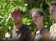 Finale de Koh-Lanta 2020, Les 4 Terres : Brice gagne les poteaux et choisit Alexandra