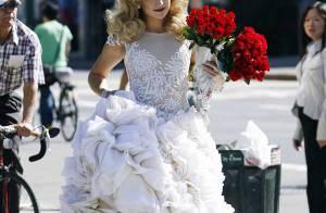 Kate Hudson est bien jolie... dans sa robe de mariée ! Quelle nouvelle !