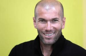Zinedine Zidane soutient l'équipe... d'Algérie pour la Coupe du Monde 2010 ! Look !