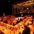 Dîner de gala de l'E.O.R.T.C à l'Opéra Garnier de Monte Carlo à Monaco le 9 octobre 2009