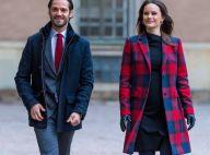 Sofia de Suède enceinte : rayonnante au palais, avec le prince Carl Philip