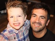 Alex Goude réussit à passer Noël avec son fils et son ex à Vegas, poignant message et photos