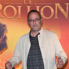 """Jean Reno - Projection exceptionnelle du nouveau Disney """"Le Roi Lion"""" au Grand Rex à Paris le 11 juillet 2019. © Coadic Guirec/Bestimage"""