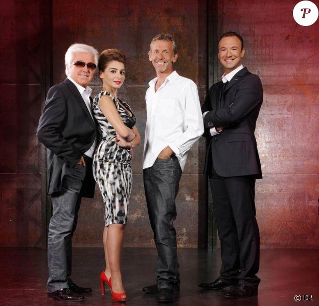 Le jury de la première saison française d'X-Factor cherche le facteur X chez ses candidats...