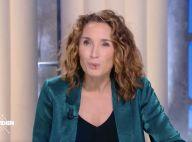 Marie-Sophie Lacarrau saigne de la lèvre en direct dans Quotidien