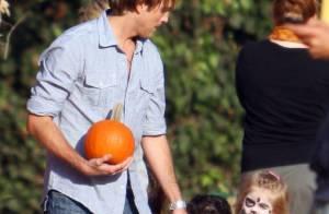 Anna Nicole Smith : Sa petite Dannielynn, 3 ans, au coeur de la tourmente, prépare Halloween avec son papa !