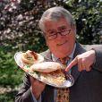 Albert Roux à Londres en mai 1997.
