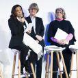 intervention de Sarah Abitbol - Convention nationale pour la prévention de la violence sexuelle dans le sport à Paris le 21 février 2020. © JB Autissier/Panoramic/Bestimage