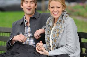 Gossip Girl : Blake Lively toujours aussi proche de Chace Crawford... Sous l'oeil de Kelly Rutherford !