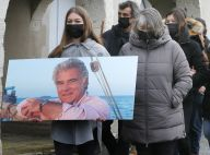Obsèques de Georges Pernoud : l'adieu de sa veuve Monique et leurs filles en Dordogne
