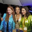 Exclusif - Marie-Clotilde Ramos-Ibanez , Sandra Sisley et Vanessa Guide - Soirée du groupe Martell Blue Swift sur la suite Sandra and Co lors du 72ème Festival International du Film de Cannes le 20 mai 2019. © Pierre Perusseau/Bestimage