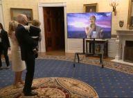 Joe Biden danse avec son petit-fils de 8 mois à la Maison-Blanche, une scène craquante