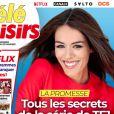 """Magazine """"Télé Loisirs"""" du 18 janvier 2021."""
