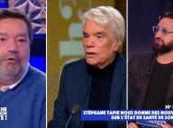 """Bernard Tapie face au cancer, son fils Stéphane témoigne : """"Faut pas le traiter comme un malade"""""""