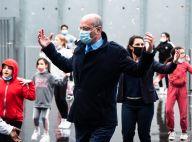 Jean-Michel Blanquer : En pleine séance de sport, il a donné de sa personne